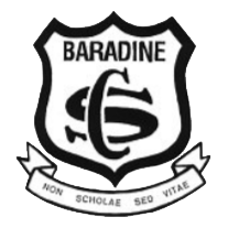Baradine Central School logo